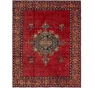 Link to 9' 10 x 12' 6 Tabriz Persian Rug