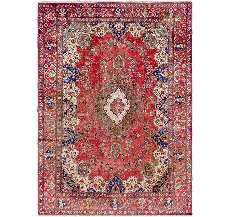 8' 6 x 11' 9 Tabriz Persian Rug