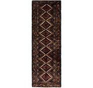 Link to 3' 4 x 11' Chenar Persian Runner Rug
