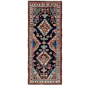 Link to 3' 7 x 8' 9 Hamedan Persian Runner Rug
