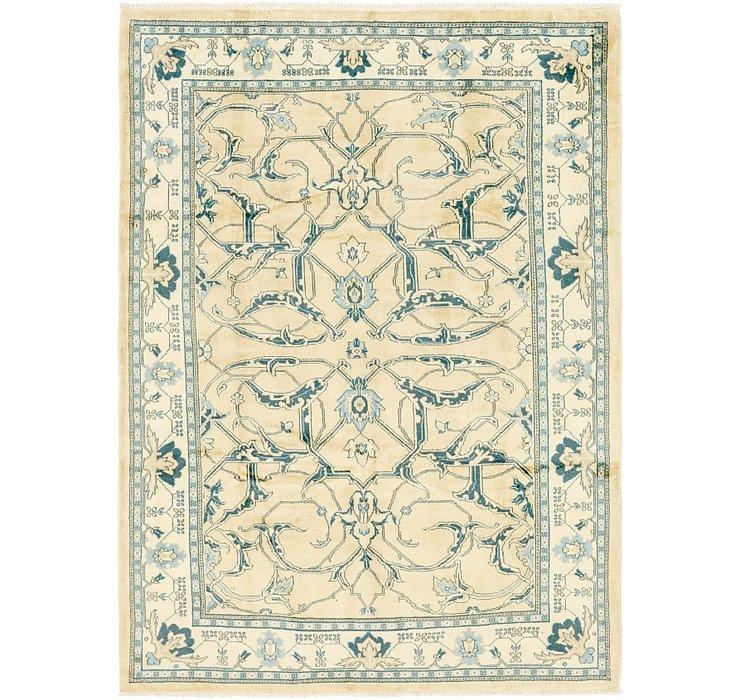 7' x 9' 7 Meshkabad Persian Rug