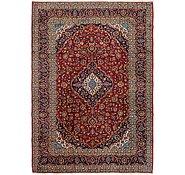 Link to 8' x 11' 7 Kashan Persian Rug