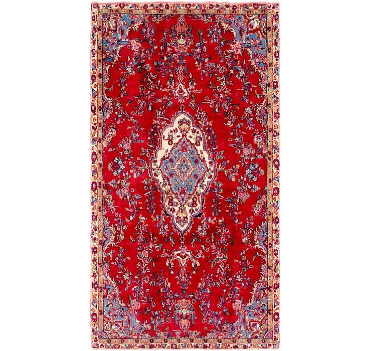 5' x 10' Shahrbaft Persian Rug