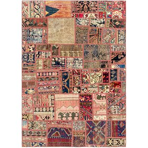 Link to 188cm x 265cm Ultra Vintage Persian Rug item page