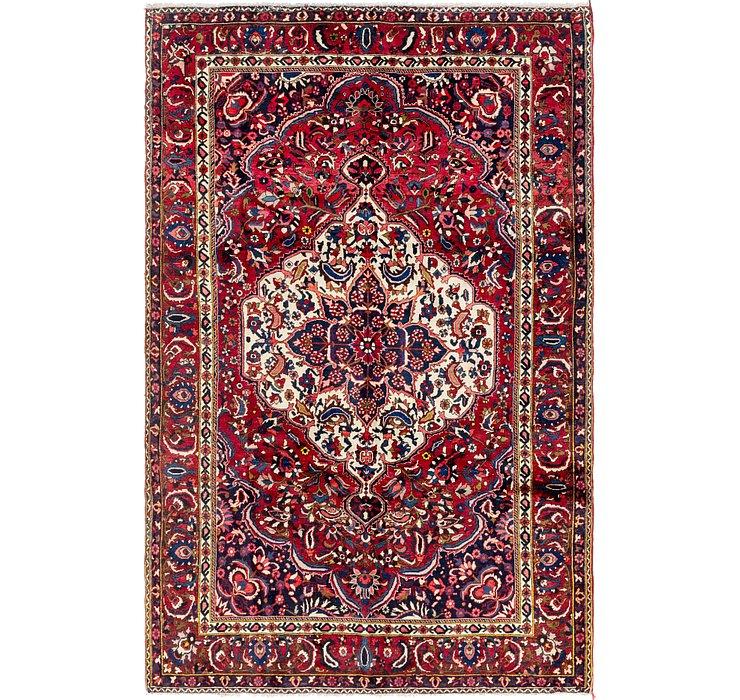 7' x 10' 8 Bakhtiar Persian Rug