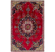 Link to 5' 4 x 8' 3 Tabriz Persian Rug
