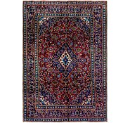 Link to 190cm x 275cm Mashad Persian Rug