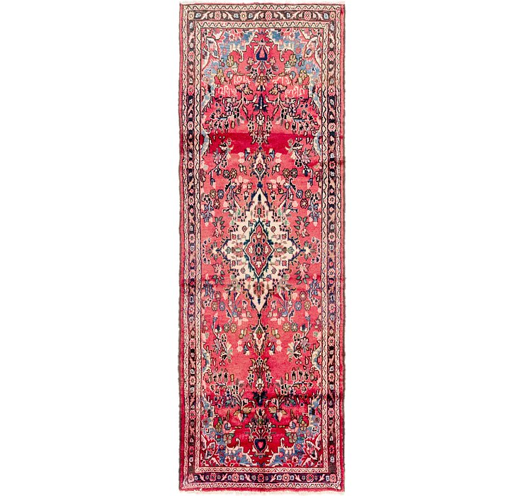 3' 5 x 10' 2 Shahrbaft Persian Runne...