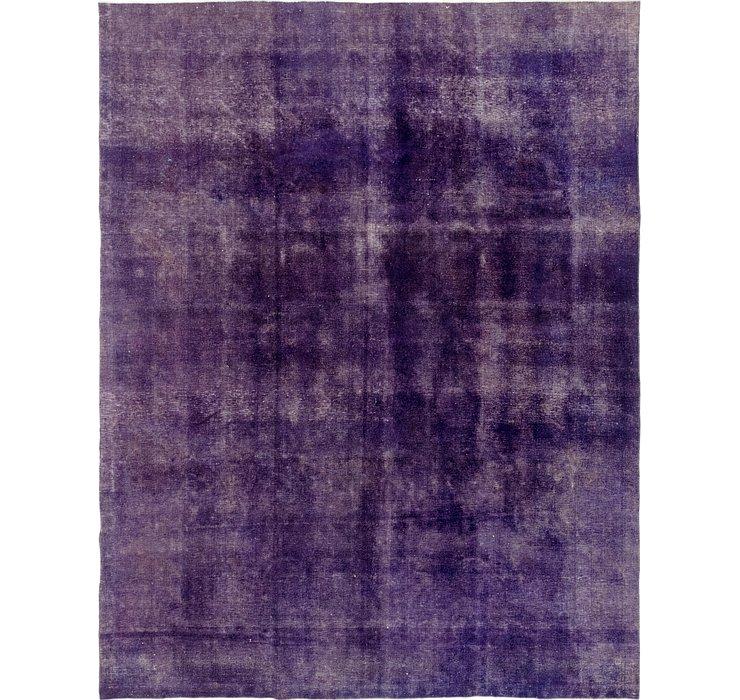 282cm x 360cm Ultra Vintage Persian Rug