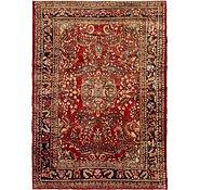 Link to 275cm x 370cm Hamedan Persian Rug