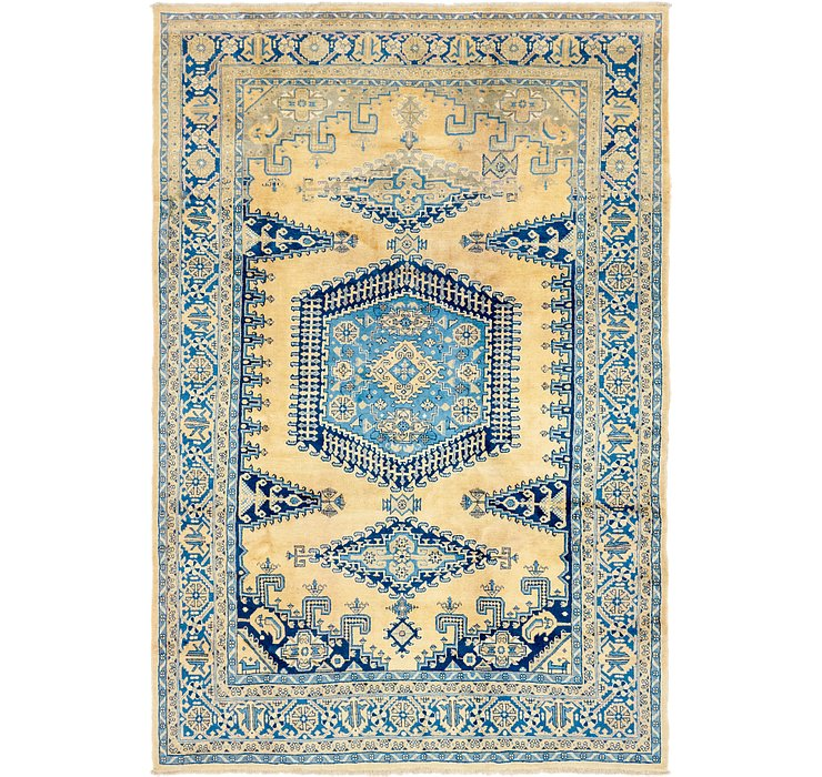 245cm x 365cm Viss Persian Rug