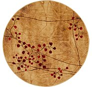 Link to 5' 4 x 5' 6 Reproduction Gabbeh Round Rug