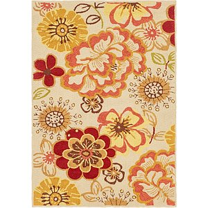 Link to 122cm x 183cm Classic Agra Rug item page