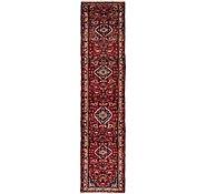 Link to 97cm x 420cm Hamedan Persian Runner Rug