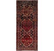 Link to 3' 10 x 9' Hamedan Persian Runner Rug