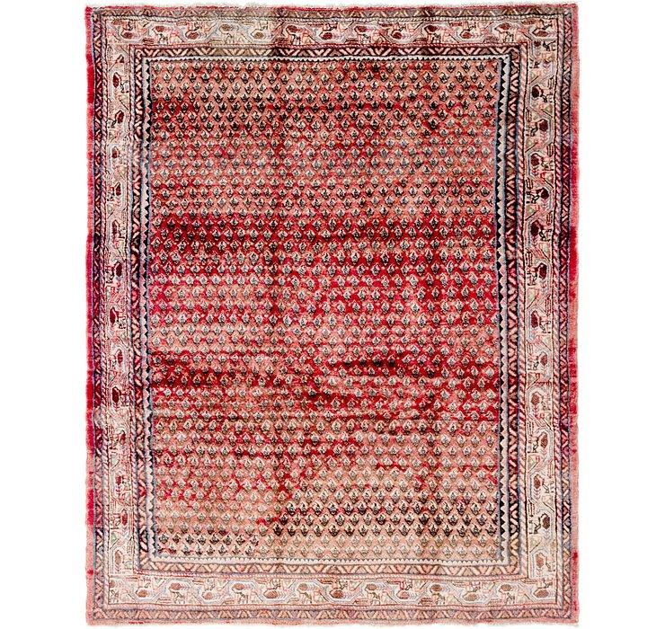 170cm x 213cm Botemir Persian Rug