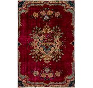 Link to 5' x 7' 6 Tabriz Persian Rug