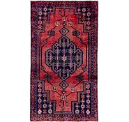 Link to 3' 10 x 7' Mazlaghan Persian Runner Rug