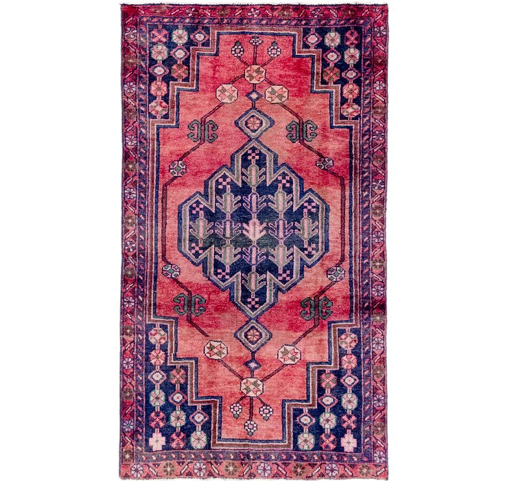 3' 10 x 7' Mazlaghan Persian Runne...