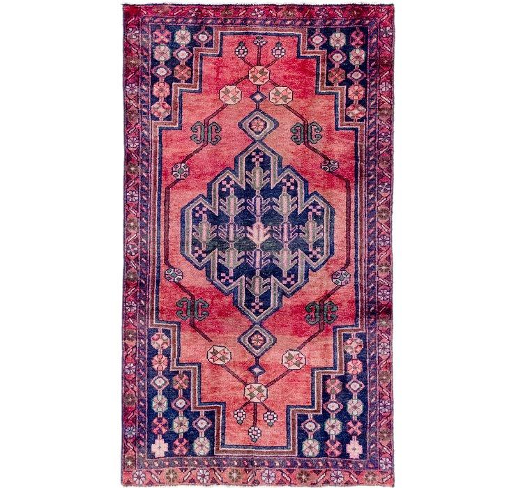 117cm x 213cm Mazlaghan Persian Runne...