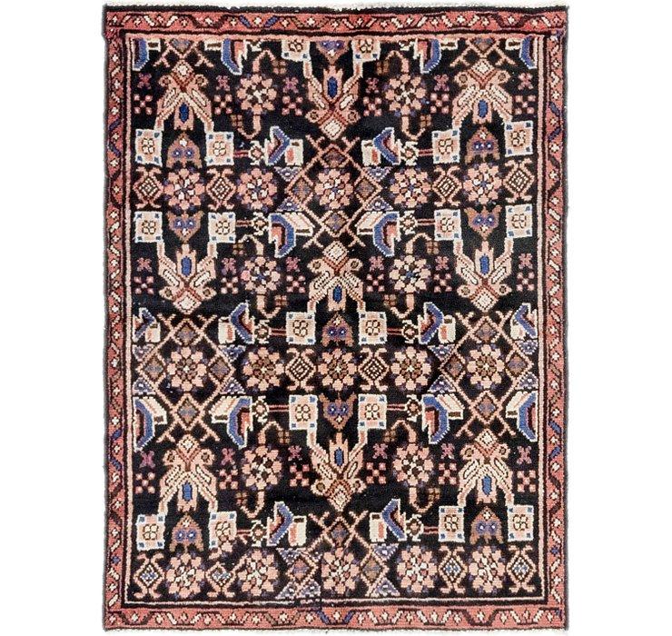 2' 10 x 3' 9 Hamedan Persian Rug