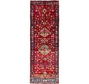 Link to 3' 8 x 10' 10 Hamedan Persian Runner Rug