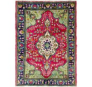 Link to 3' 2 x 4' 6 Tabriz Persian Rug