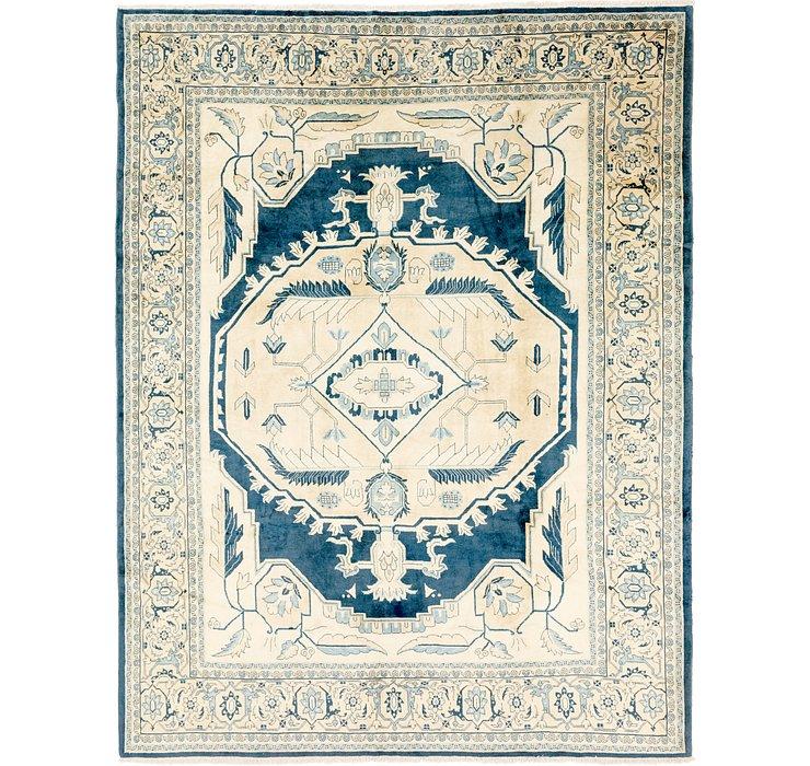10' x 13' Meshkabad Persian Rug