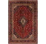 Link to 9' 10 x 14' 3 Kashan Persian Rug