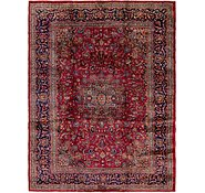 Link to 9' 5 x 12' 3 Mashad Persian Rug