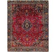 Link to 8' 10 x 11' 4 Mashad Persian Rug