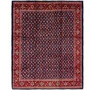 Link to 10' 4 x 13' Mahal Persian Rug
