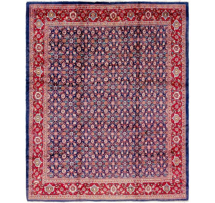 10' 4 x 13' Mahal Persian Rug