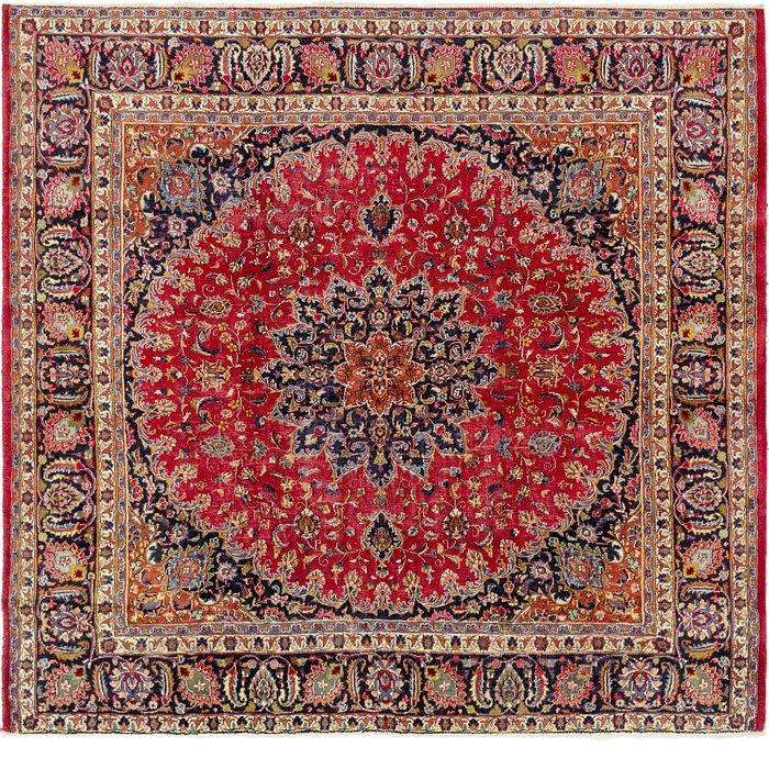 9' 2 x 9' 7 Mashad Persian Octagon ...