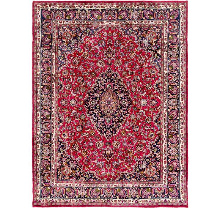 9' 8 x 13' Mashad Persian Rug