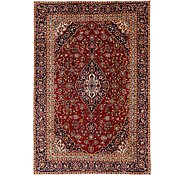 Link to 8' 8 x 12' 10 Kashan Persian Rug