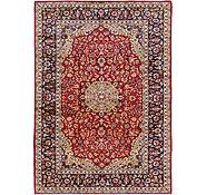 Link to 9' 8 x 13' 9 Isfahan Persian Rug