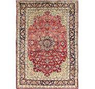 Link to 9' 9 x 14' 3 Isfahan Persian Rug
