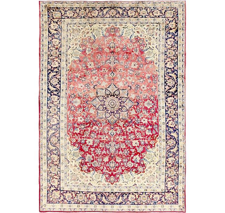 9' 9 x 14' 3 Isfahan Persian Rug