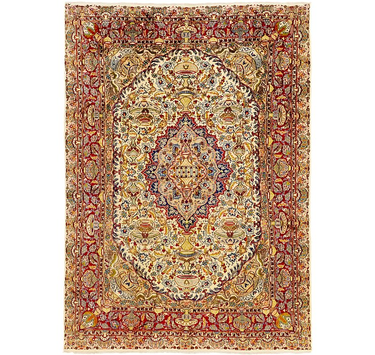 245cm x 340cm Kashmar Persian Rug