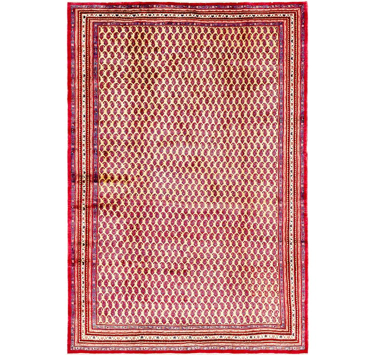9' x 13' Farahan Persian Rug