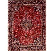 Link to 9' 3 x 12' 9 Mashad Persian Rug