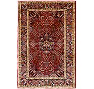 Link to 8' 6 x 13' Isfahan Persian Rug