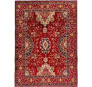 Link to 9' x 12' 4 Tabriz Persian Rug