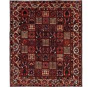 Link to 10' 3 x 12' Bakhtiar Persian Rug