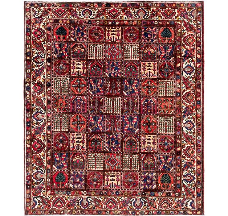 10' 3 x 12' Bakhtiar Persian Rug