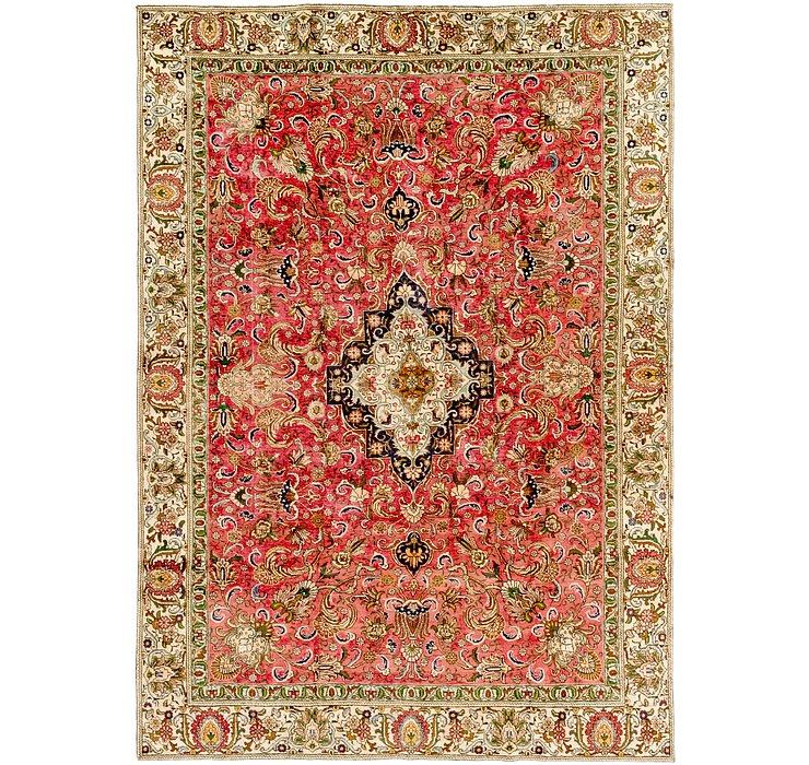 8' 8 x 12' 4 Tabriz Persian Rug