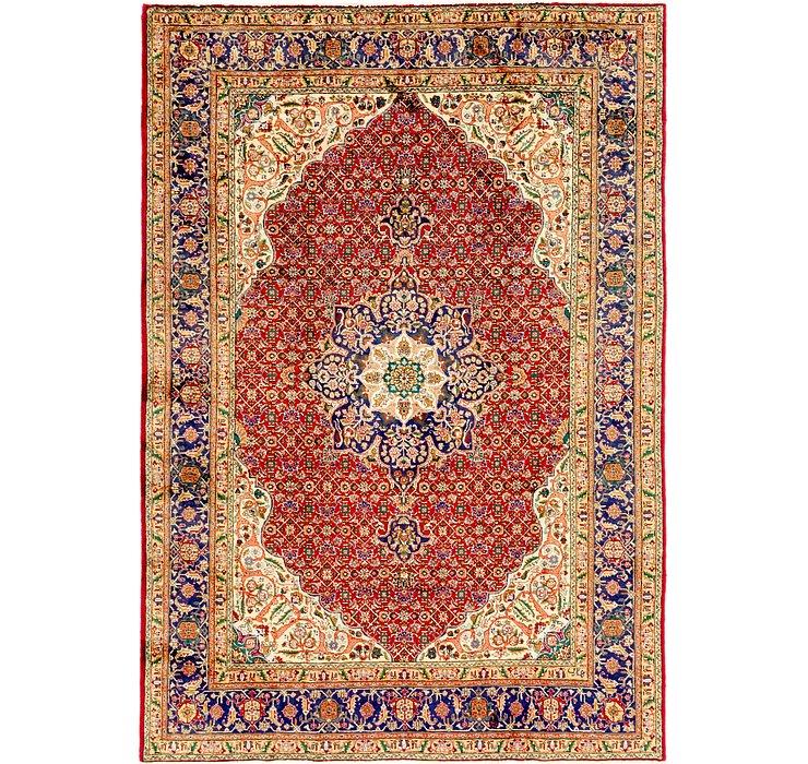 8' 3 x 11' 10 Tabriz Persian Rug