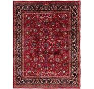 Link to 300cm x 380cm Mashad Persian Rug