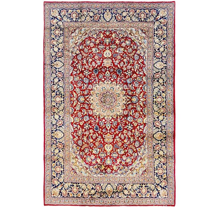 9' 9 x 15' Isfahan Persian Rug